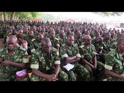 amakuru azindutse avugwa benshi bapfuye burundi abandi bararaswa murwanda no mukarere
