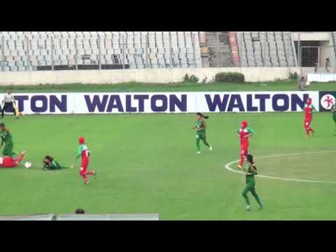 Bangladesh vs Iran AFC UN-16 Women's Championship 2017 Qualifiers