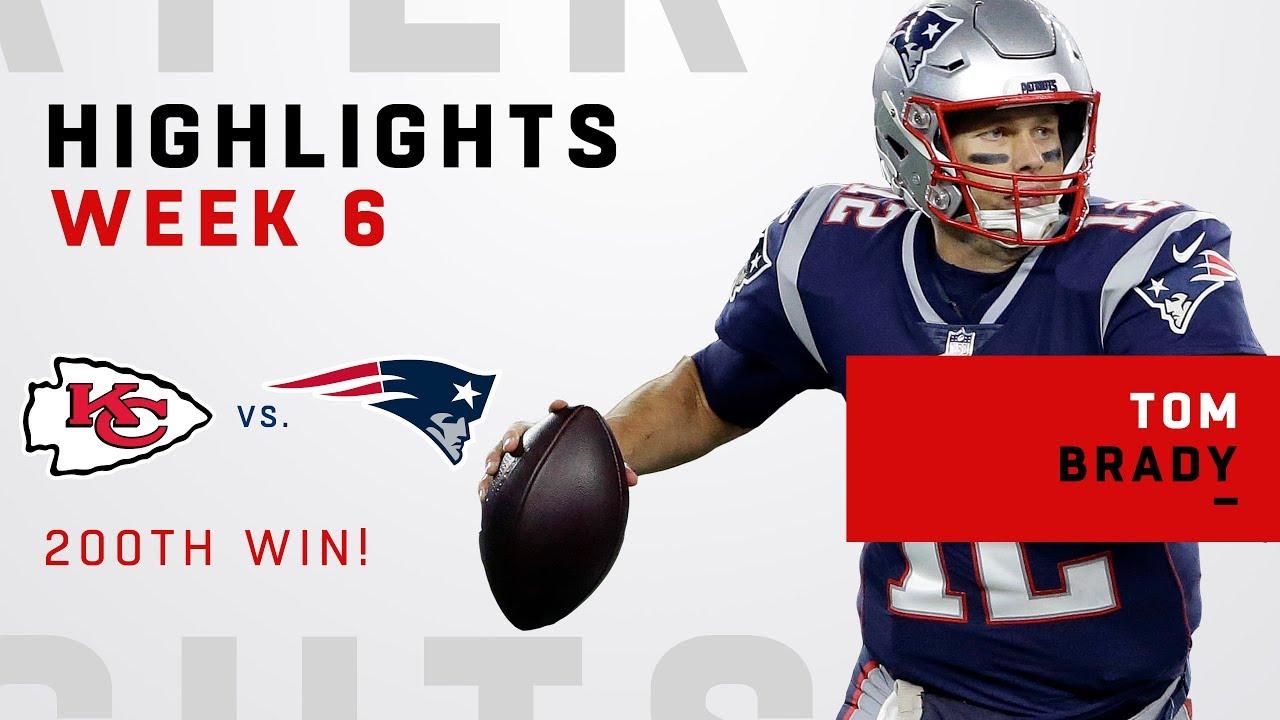 Tom Brady's 200th Win Was Classic!