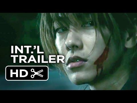 Rurouni Kenshin: Kyoto Inferno UK TRAILER 1 (2014) - Japanese Live Action Movie HD