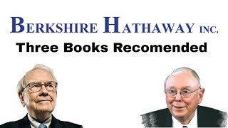 Three Books Recommended by Charlie Munger