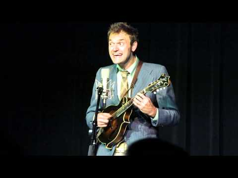 Chris Thile - Too Many Notes - Dallas, TX 02-19-14
