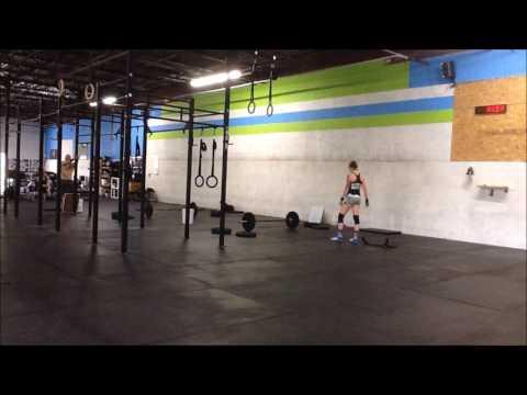 CrossFit Equity: Diane, Fran, Elizabeth