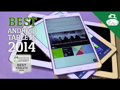 Best Android Tablets Of 2014!
