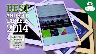 Best Android Tablets of 2014!(, 2014-12-05T21:52:09.000Z)