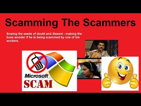 Scamming a Scammer - Sowing The Seeds Of Doubt - Part 1