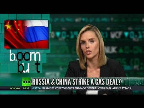 [124] Amir Sufi's solution for the Great Financial Crisis & Gazprom deal in China