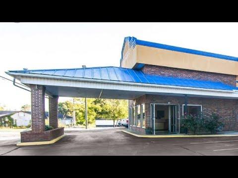 Roadway Inn Sweetwater Tennessee Motel Room Walk Thru And UV Light Test!