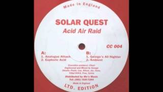 Solar Quest Acid Air Raid Analogue Attack