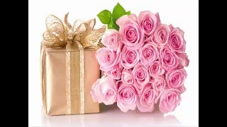 Happy Birthday my sweet hearts only you my love on my special day video
