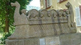 Der Moselsteig: 8. Etappe, Leiwen - Neumagen-Dhron