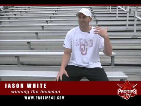 Jason White shares with ProTips4U what it