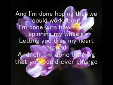 Sara Evans A little bit stronger Lyrics