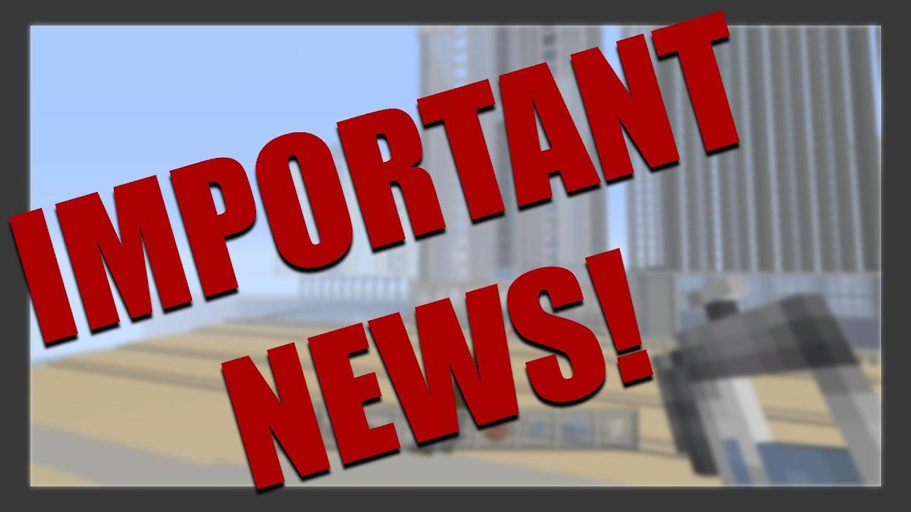 IMPORTANT NEWS!! - Vlog #6 - YouTube