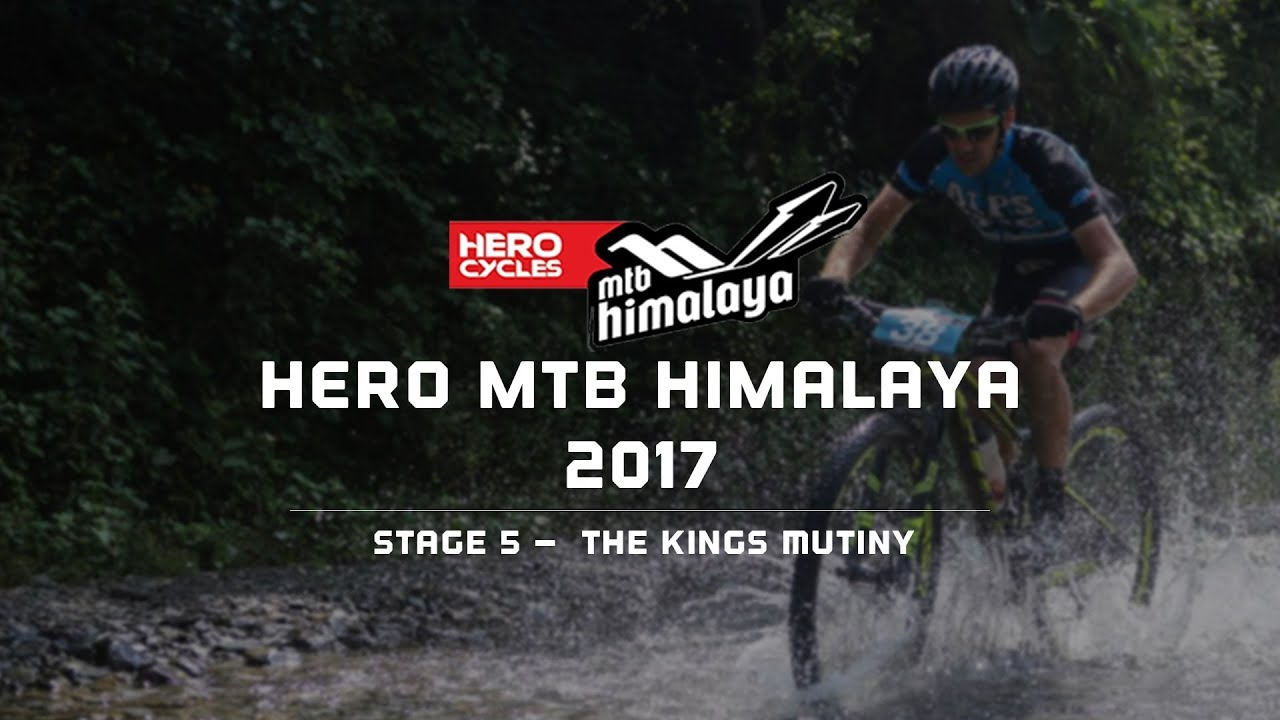 280b193865c Day 6: Stage 5 – The King's Mutiny | 13th Hero MTB Himalaya 2017 ...