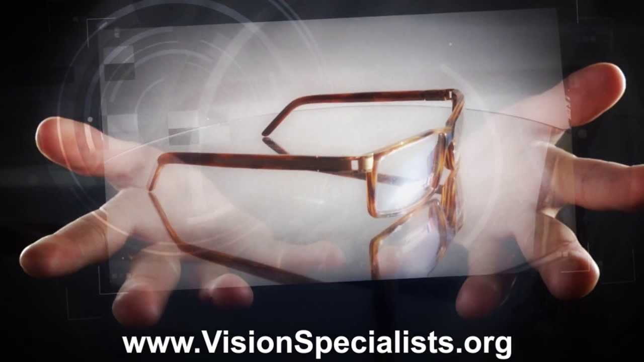 FRED Melville Eyeglasses Online from Visionspecialists.org - YouTube