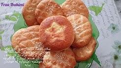 کلوچه ساده و آسان خوشمزهWie man einen leicht gemachten Keks macht.