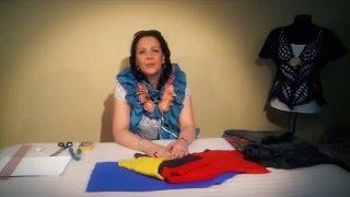 Видео - урок Елены Смирновой. Жакет из Ажурного Префельта. Анонс 2