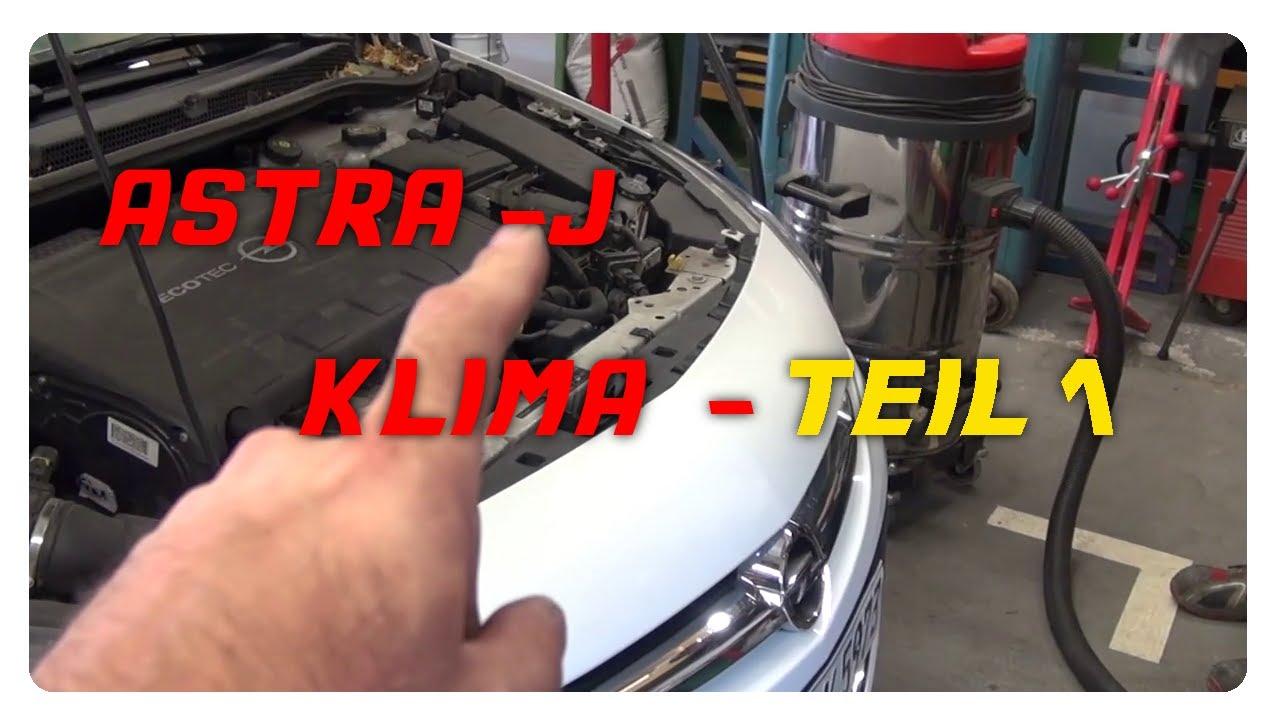 Opel Astra H Schaltplan Klimaanlage