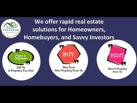 JCA Freedom Home Investors: WE BUY & SELL HOUSES IN FORT WORTH