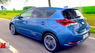 NEW TOYOTA AURIS 2015 - PREMIÈRE AND FIRST TEST DRIVE