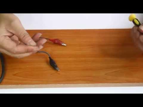 Cách làm máy cắt xốp đơn giản
