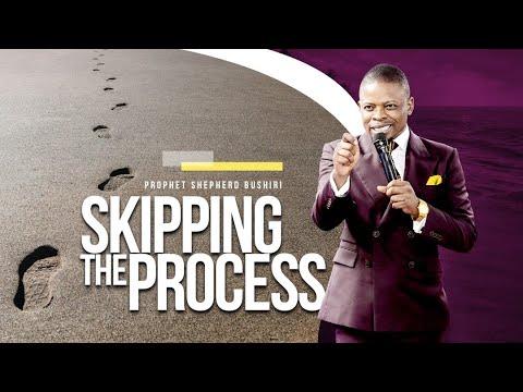 Download Skipping The Process Part 1  | Prophet Shepherd Bushiri