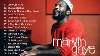 Marvin Gaye Greatest Hits Full Album - Best Songs Of Marvin Gaye Collection 2018