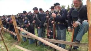 150th Anniversary of the Battle of Gettysburg. The Blue Gray Alliance Event 2013