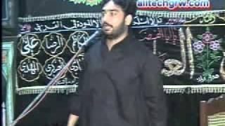 Zakir Waseem Abbas Baloch (5th Muh 2011) (Shahdat Ghazi Abbas a.s) Gujranwala