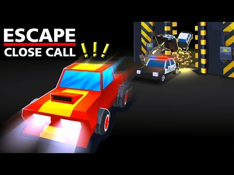 EXTREME COPS AND ROBBERS! - Escape: Close Call Gameplay First Look