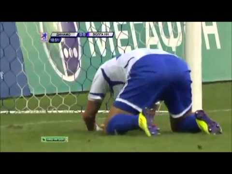 Funny Moments In Russian Football 2011