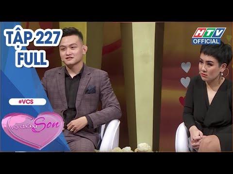 VỢ CHỒNG SON | Ca sĩ Huỳnh Tú nên duyên với trai trẻ hơn 5 tuổi | VCS #277 FULL | 9/12/2018