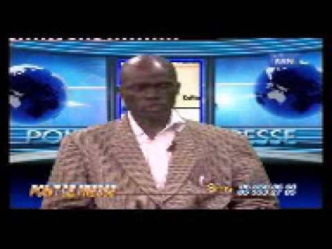 Point de presse sur : expropriation pour construire un échangeur sur Brazzaville nord 1