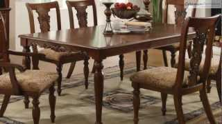 Addison Traditional Dining Room Collection From Coaster Furniture