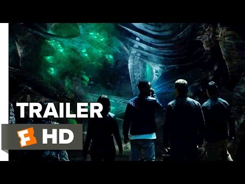 Power Rangers Official Trailer - Teaser (2016) - Bryan Cranston Movie