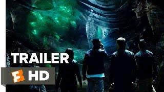 Power Rangers Official Trailer - Teaser (2017) - Bryan Cranston Movie thumbnail