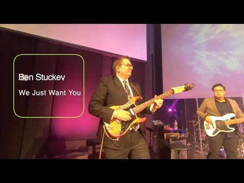We Just Want You - William McDowell - Sunday Set