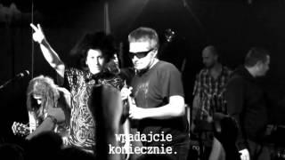 T.love-Muniek zaprasza na koncert trasy PRYMITYW