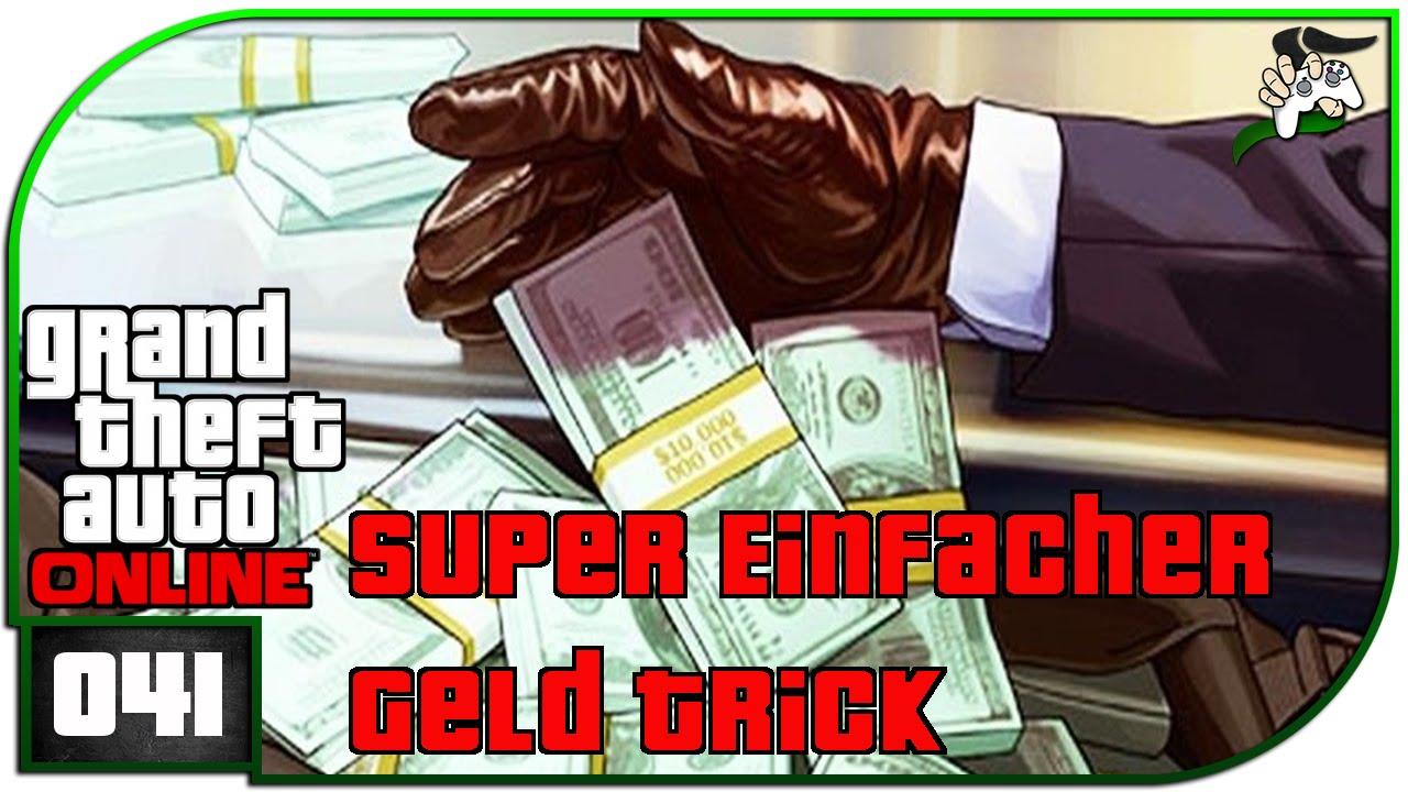 geld trick