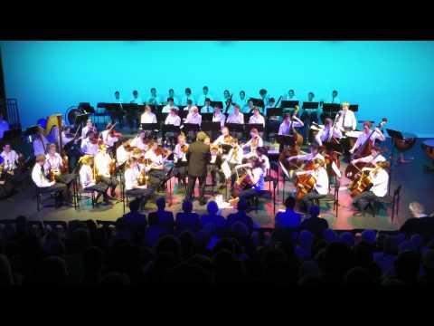 Brighton Secondary School SA Orchestra Chaplains Concert 2011 #4.MOV