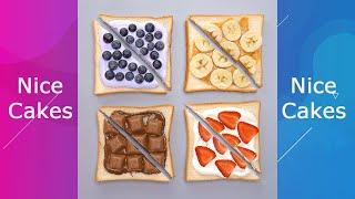 Amazing & Creative Sandwich For Breakfast #Shorts