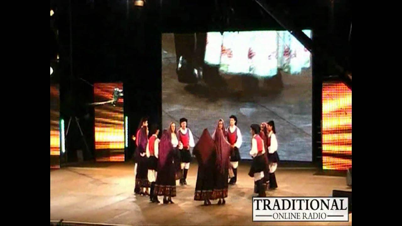 Gruppo Folk Santa Ruche & Tenore Su Remediu Di Orosei - Su Ballu Brincu [Redentore 2011]