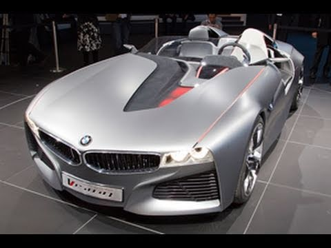 Bmw Vision Connecteddrive Concept At 2011 Geneva Auto Show Youtube