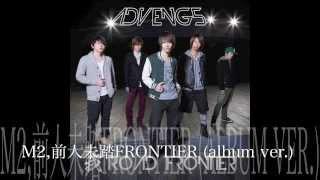 我 ROAD FRONTIER 1st.miniAlbum 『 ADVENG5 』 ¥1500- 2014.1.6 @渋谷...