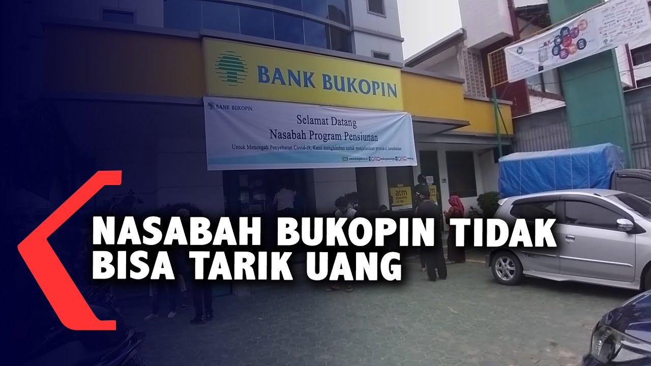 Nasabah Bank Bukopin Samarinda Tak Bisa Tarik Uang