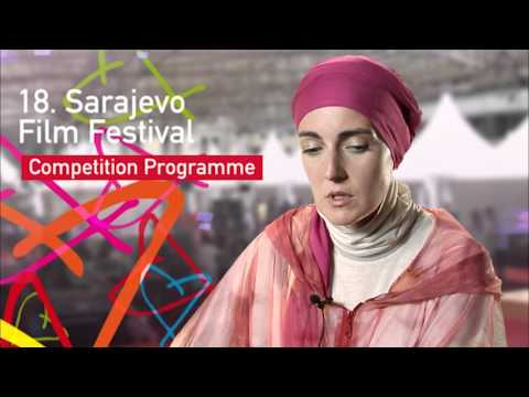 """Aida Begić director of """"Children of Sarajevo"""""""