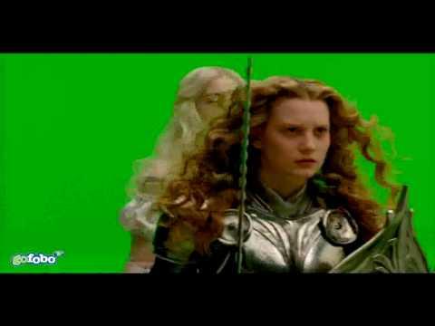 'Alice in Wonderland' Behind the Scenes