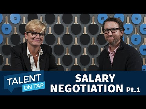 LinkedIn's Head of Recruiting Shares His Tactics for Handling Salary Negotiations | Talent on Tap