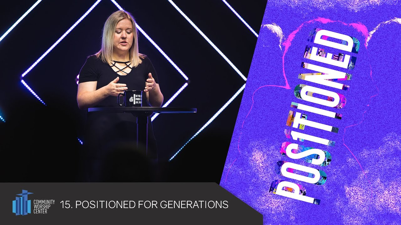Positioned For Generations | Positioned | Julie Deal